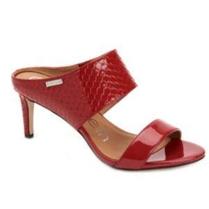 Calvin Klein Cecily Dress Sandals